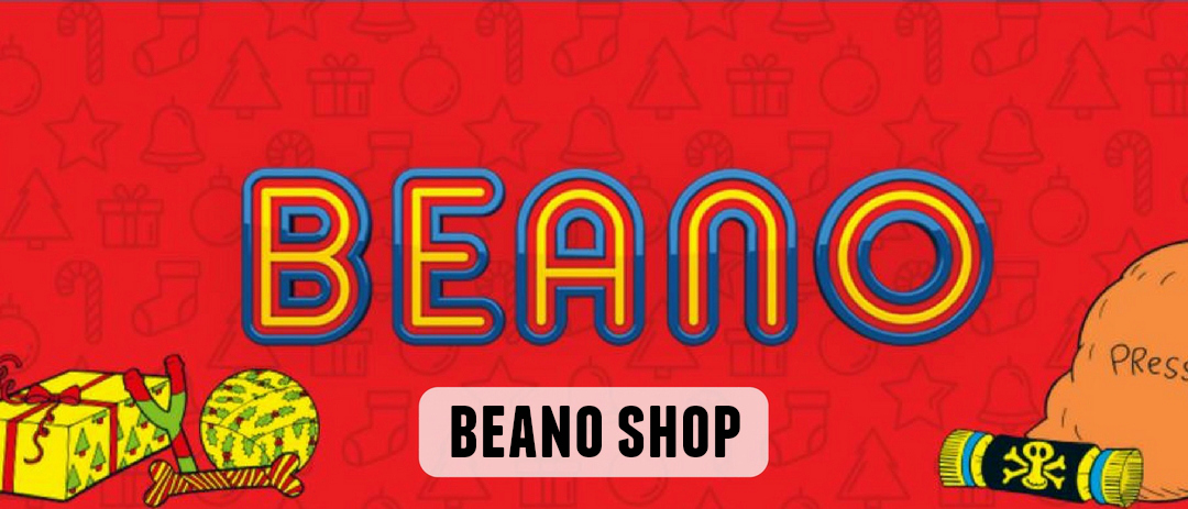 Beano Shop – Newly relaunched for Christmas