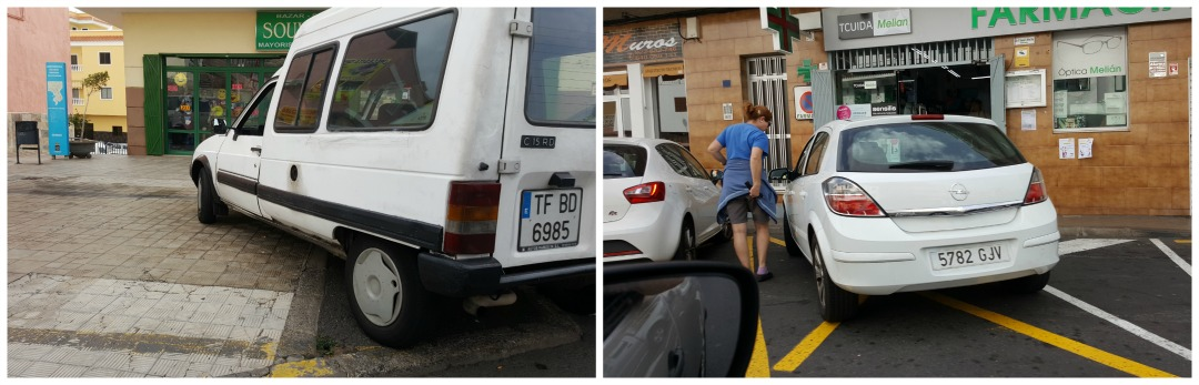 Parking in Tenerife