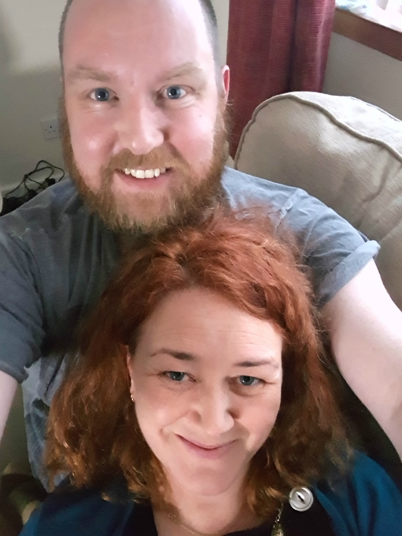 Just the two of us - DannyUK and Mrs DannyUK