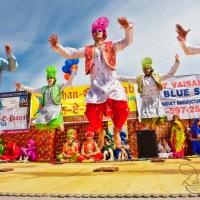 Bhangra Dance at Vaisakhi