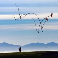 Turn, Turn, Turn, a Time to Fly a Kite