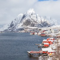 A Good Route to Travel Beyond the Arctic Circle