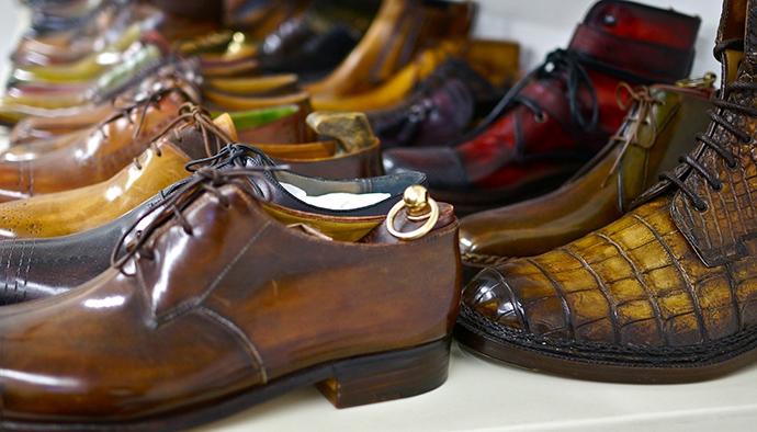 Những đôi giày nam đắt nhất thế giới