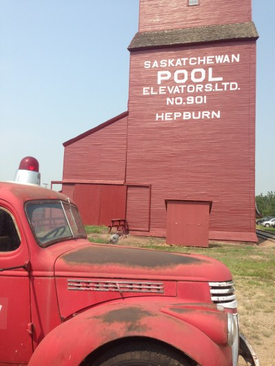 Hepburn Museum of Wheat