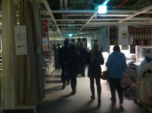 Ikea Earth Hour