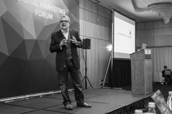 Stefanos Karaganos la Digital Marketing Forum 2015