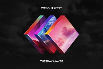 tuesday maybe album cover