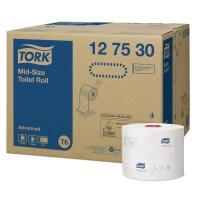 Tork Toiletpapir T6 Advanced 100m 2-lags