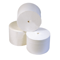 Toiletpapir Compact 2-lags 36 ruller