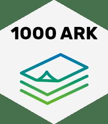 1000 Ark