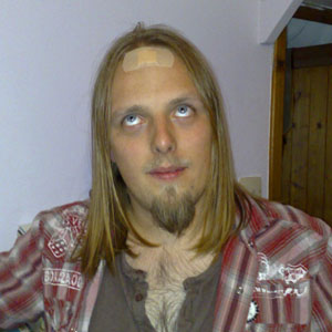 Dan as Mr. Bump
