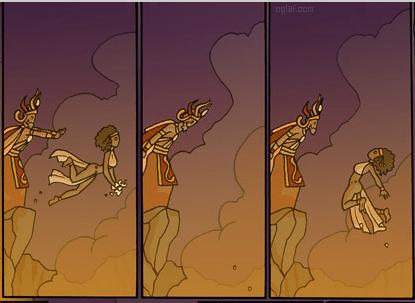 Oglaf: The Magma Chamber