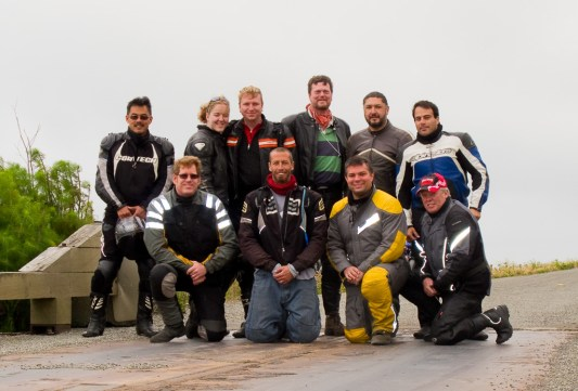 4th annual newbie tour - Coast and Volcanoes