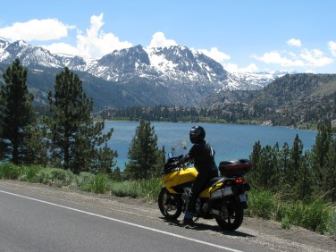 Eastern Sierra Lakes tour.. one of my favorite rides.