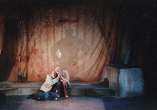 Trestle at Pope Lick Creek- Syzygy Theatre Company at Stella Adler Theatre (2003)