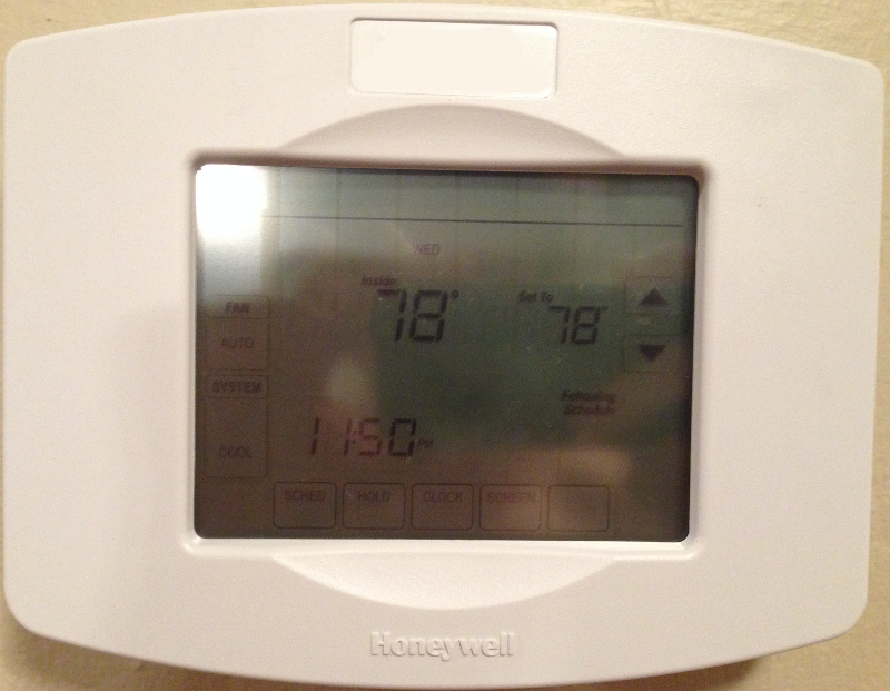 Thermostat - Intact