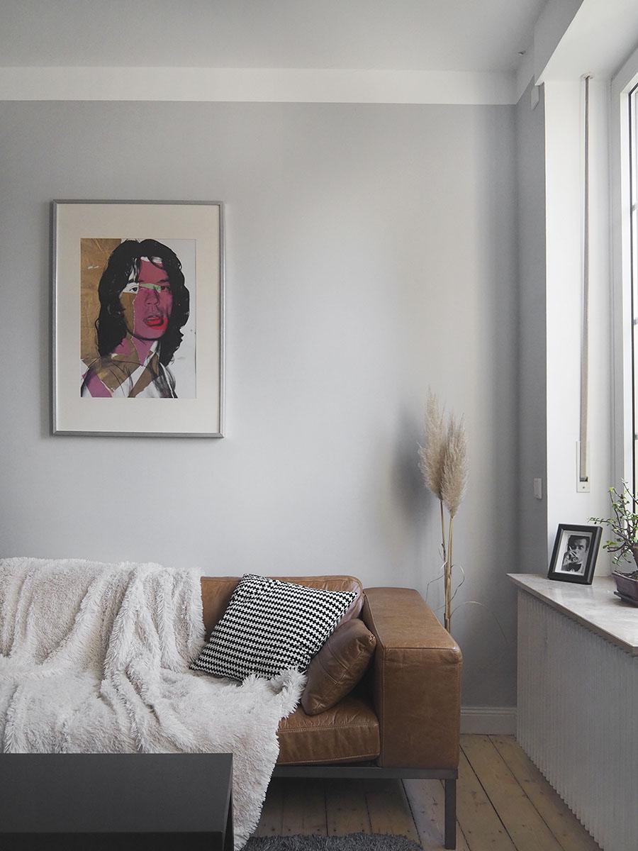 Haus J - Sanierung einer Altbauwohnung - Wohnzimmer