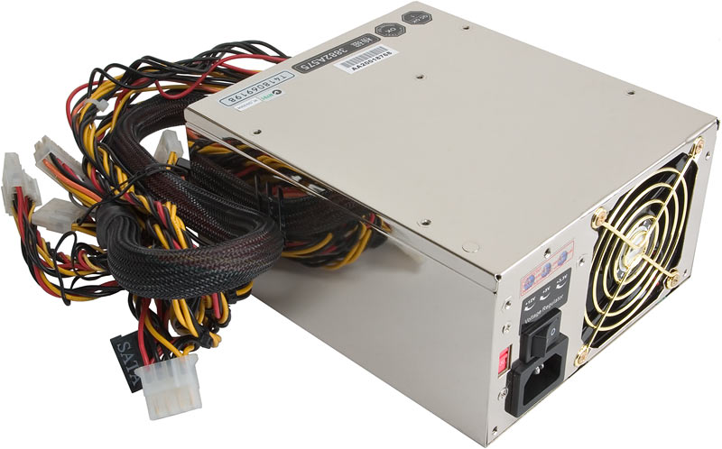 Review: Topower 686P6 Power Supply Unit