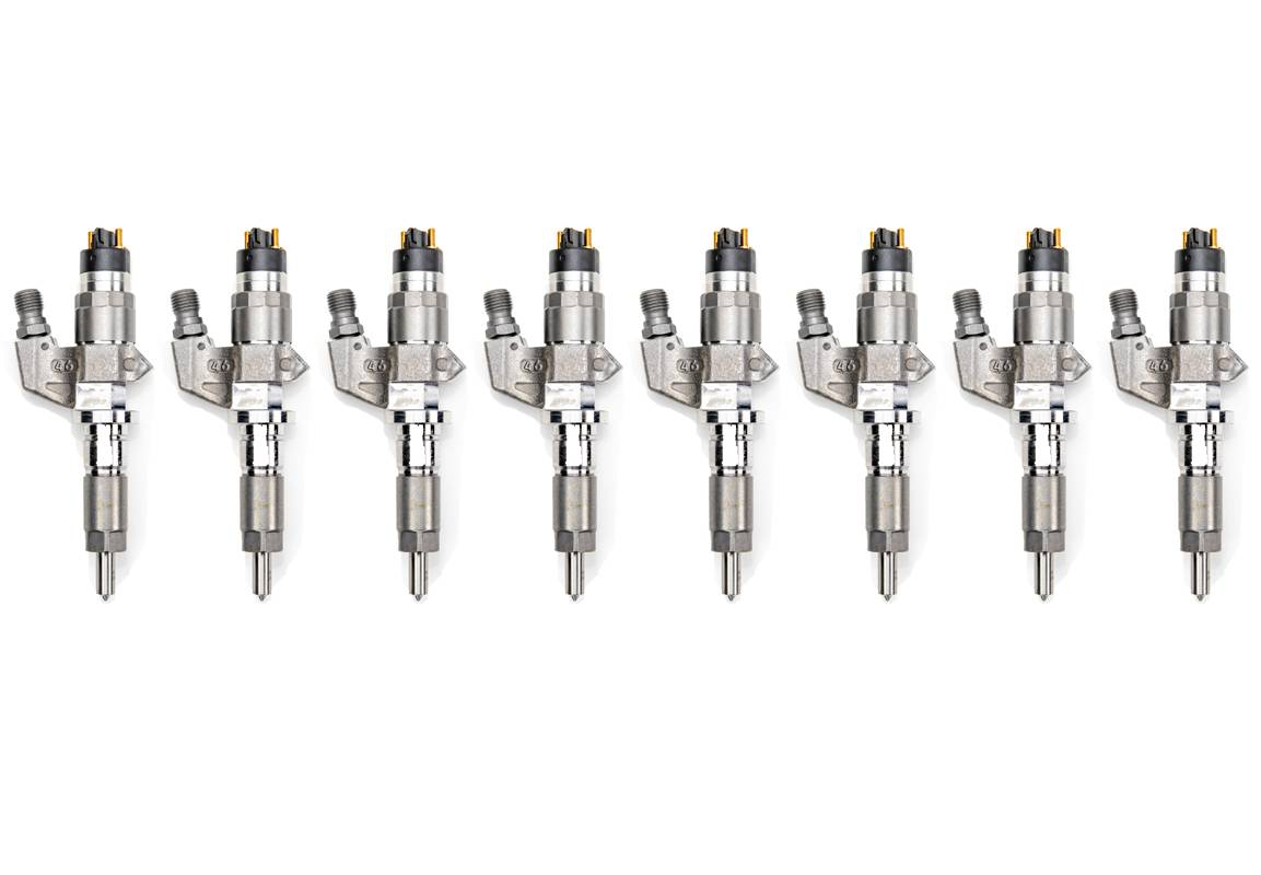Lb7 Duramax Stock Reman Injector Set