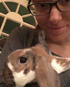 Met mister Bunny