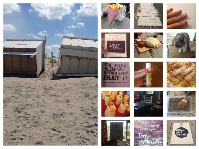 Mijn week #15: zomerstorm, verjaardag en quotes