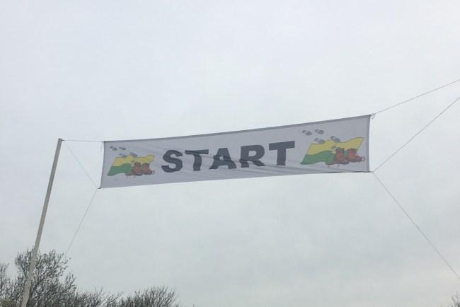 start-duinenmars