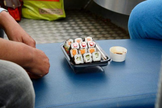 Sushi!!! :-D