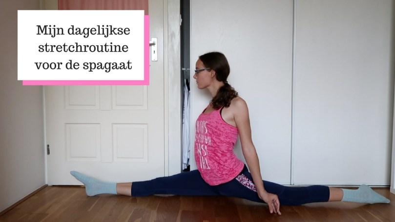 VIDEO: Dagelijkse stretchroutine voor de spagaat
