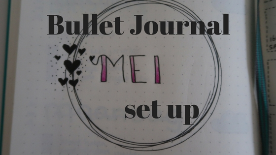 Video: Bullet Journal setup mei