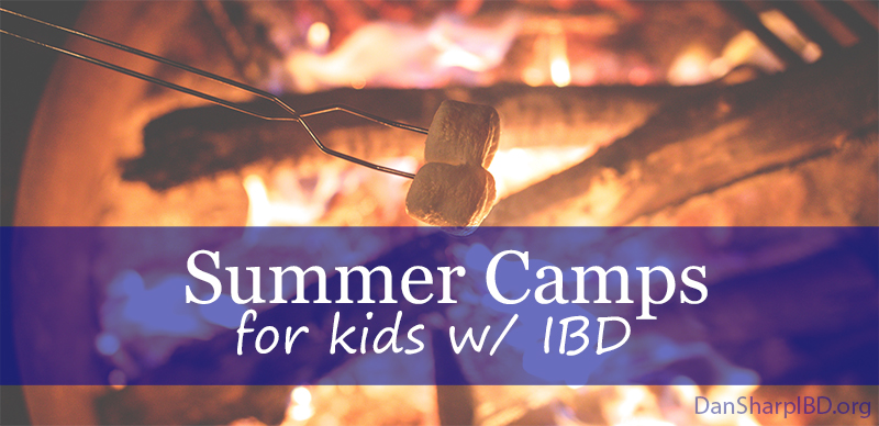Summer Camps for kids with IBD