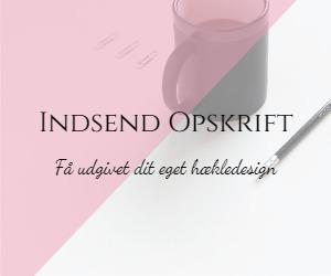 danske hækleopskrifter