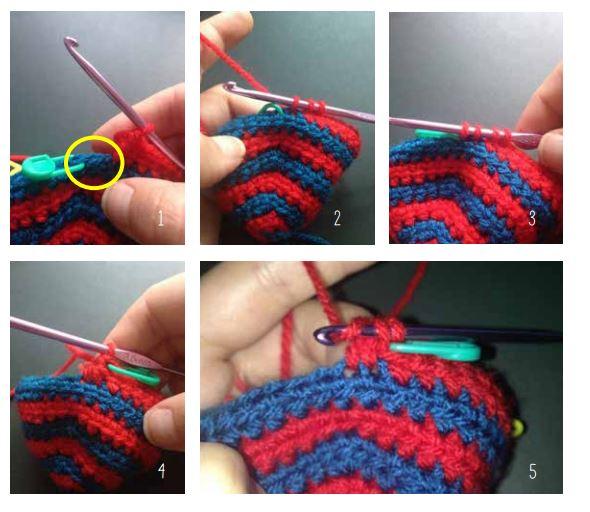 spiral sokker omgang 8
