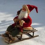 Julemanden kommer fra Tyrkiet
