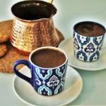 Tyrkisk kaffe opskrift
