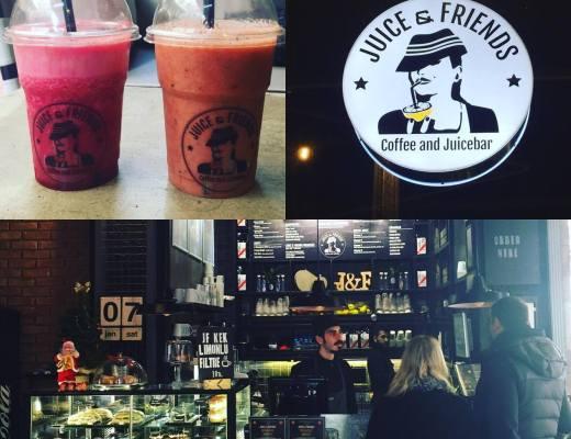 Juice & Friends i Alanya