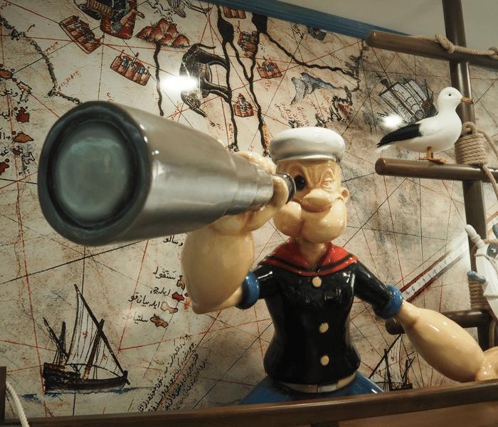 Legetøjsmuseum i Antalya for børn (og voksne)