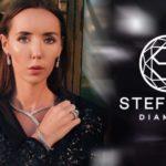 Vind halskæde fra Steffany Diamond