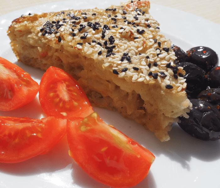 Kartoffel börek opskrift – Patates börek