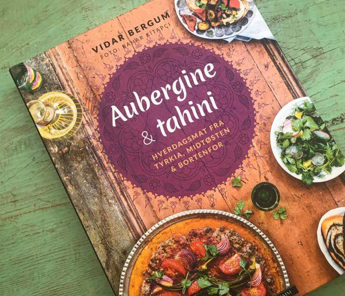 Kogebog anbefaling: Aubergine & Tahini af Vidar Bergum