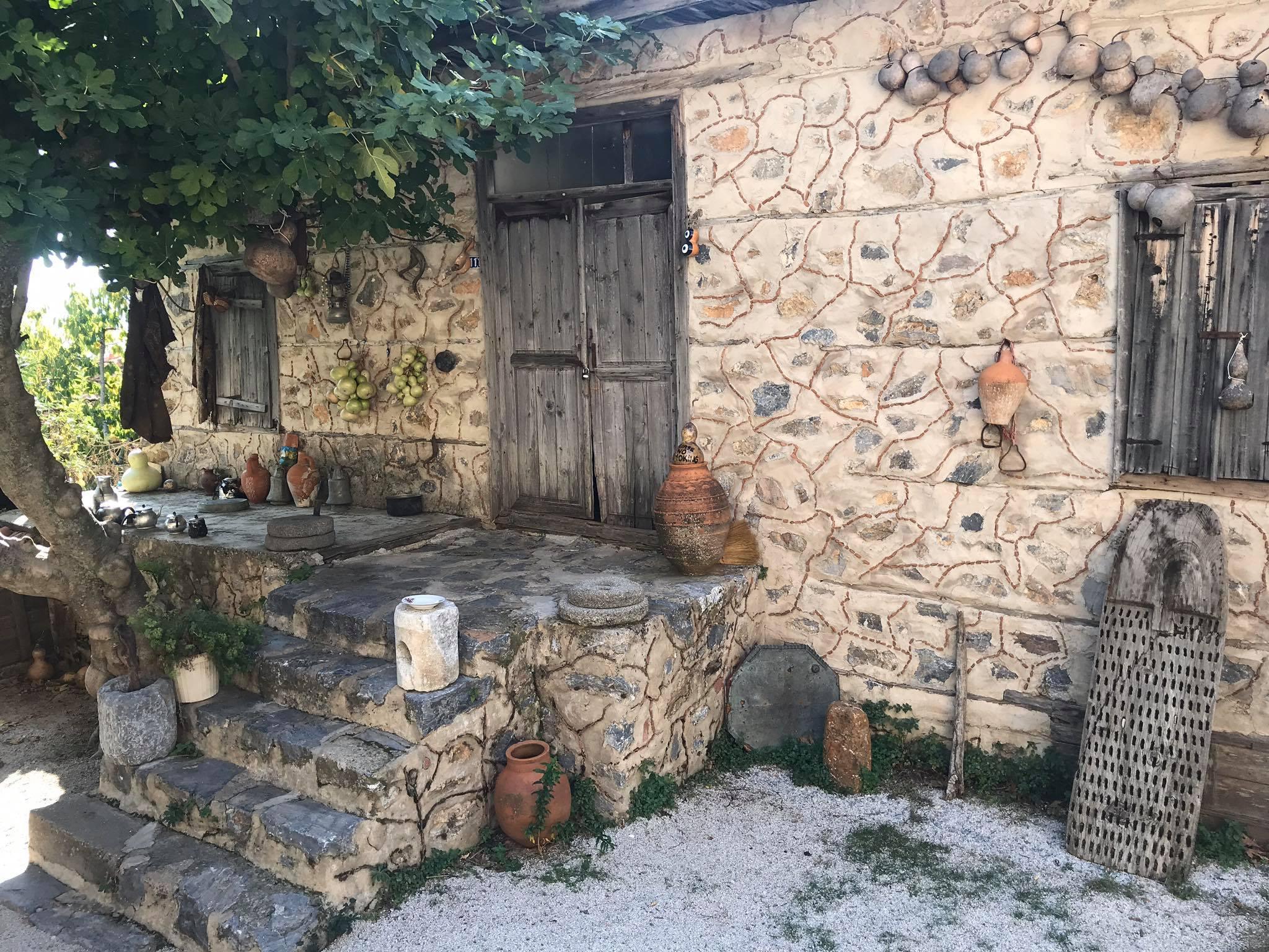 Mahmutseydi landsby- tyrkisk landsbyidyl nær Alanya