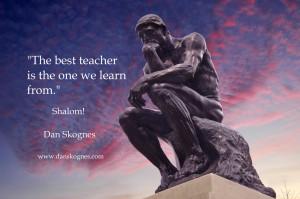The Best Teacher dan skognes motivation blogger speaker teacher trainer coach educator1