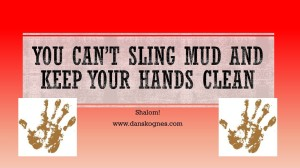 Mud Slinging dan skognes motivation blogger speaker teacher trainer coach educator