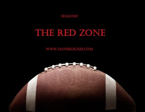 The Red Zone dan skognes motivation blogger speaker teacher trainer coach educator
