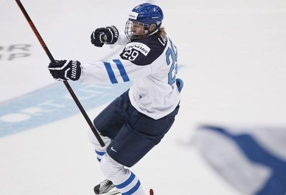 Patrik Laine of Finland