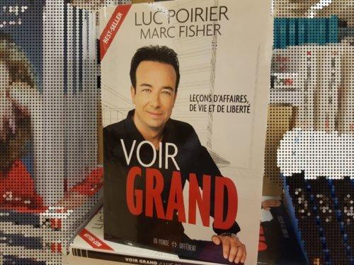 Résumé de lecture #1 | VOIR GRAND de Luc Poirier