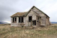 Vieille maison pleine de problèmes