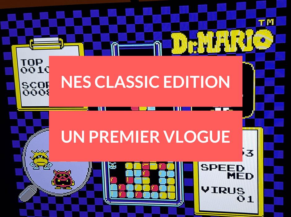Comment j'ai obtenu une NES Classic Edition gratos