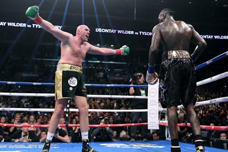 Pourquoi Le Nouveau Contrat De Tyson Fury Repousse La Revanche Avec Deontay Wilder