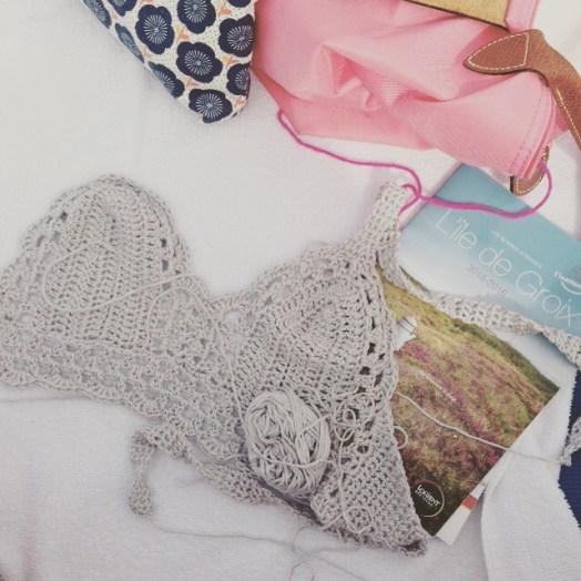 Bikini en crochet