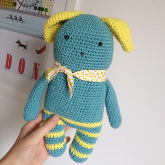 Gudule - Tendre crochet de Tournicote